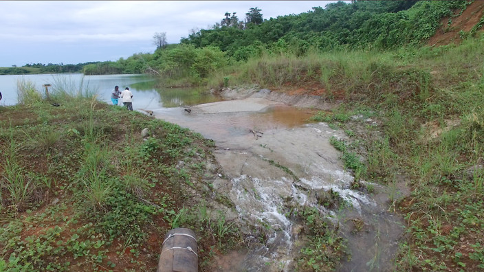 Major tailings dam spill at Solomon Islands 'disaster' gold
